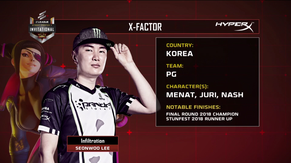 Infiltration Has the Most Optimized Menat Out There | X-Factor