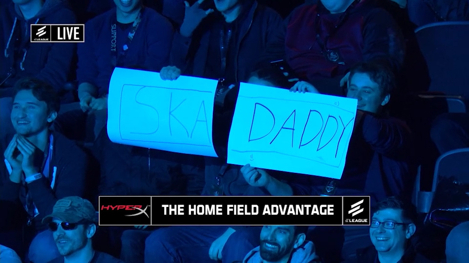 Home Crowd | HyperX X-Factor