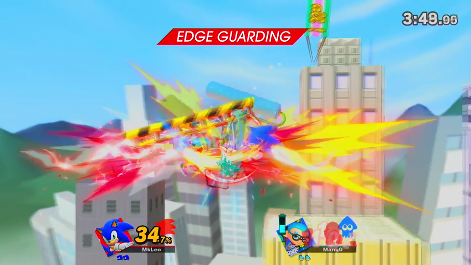 Smash Ball & Edge Guarding | Getting Technical