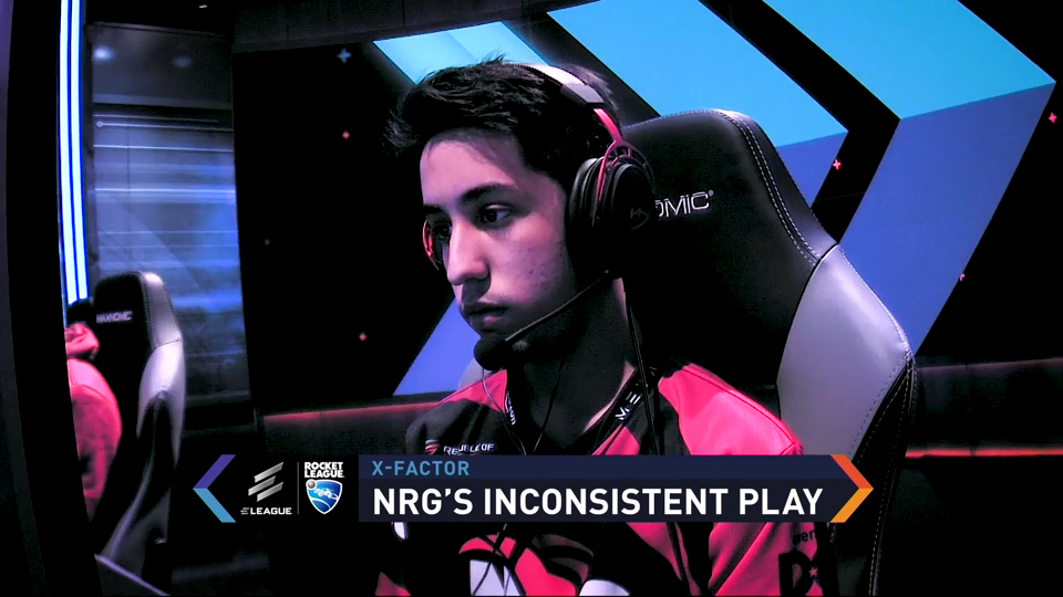 NRG's Inconsistency | X-Factor