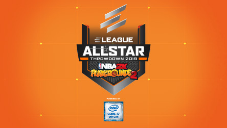 ELEAGUE NBA 2K Playgrounds 2: All-Star Throwdown 2019 powered by Intel