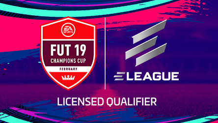 The ELEAGUE FUT Champions Cup February - Swiss Format