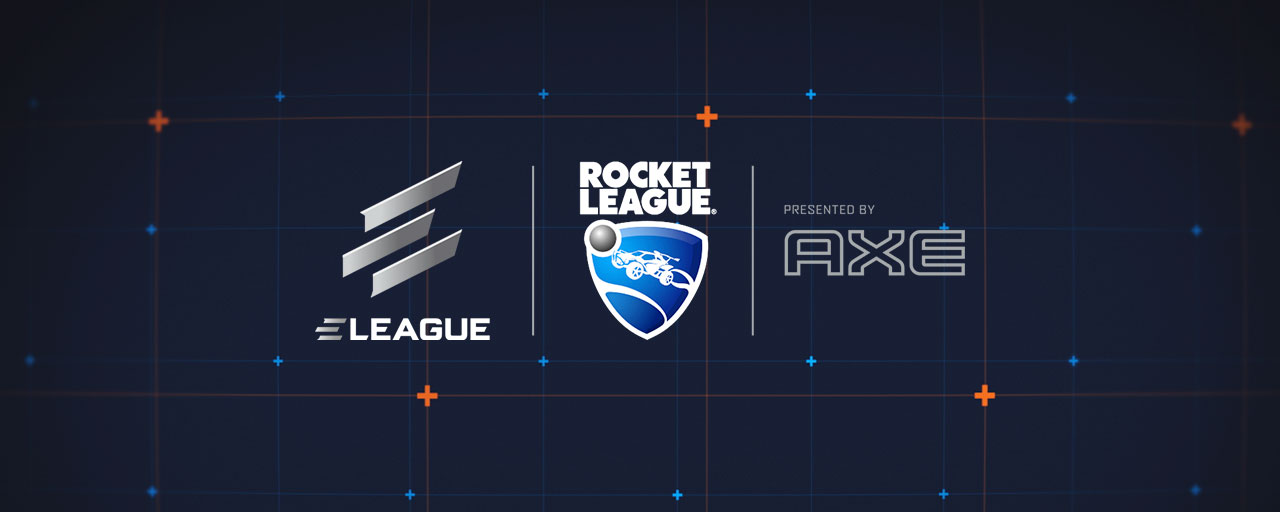 ELEAGUE x Rocket League Game Zone