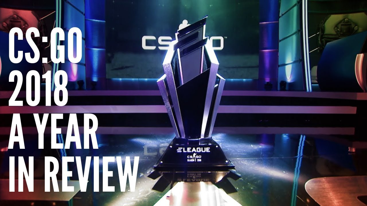 CS:GO 2018 Recap – ELEAGUE Year In Review