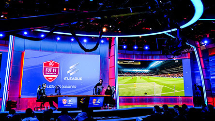 The ELEAGUE FUT Champions Cup February - XBOX Finals