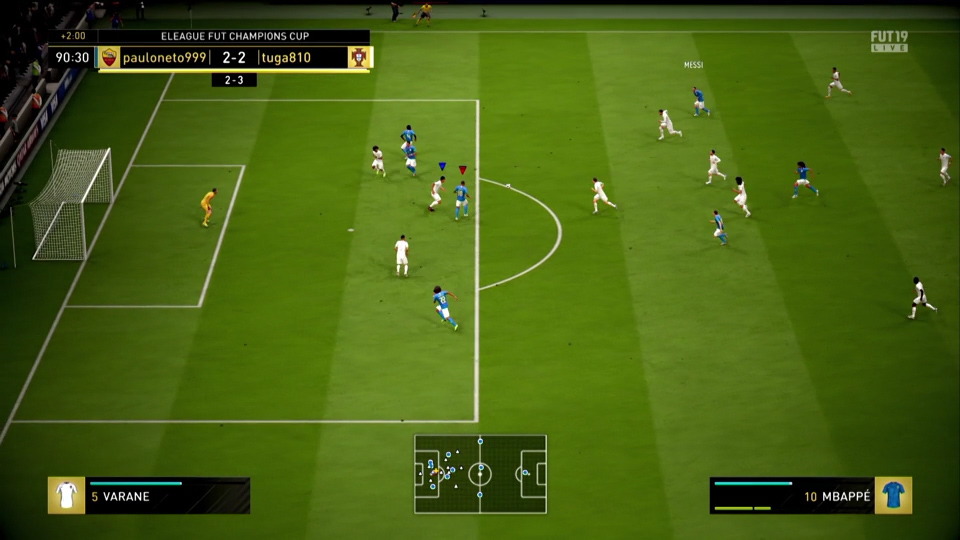 90 Min Goal | Switch Moment