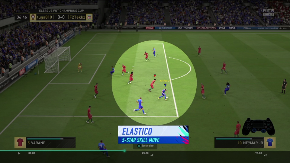 Elastico Utilization | Field Tactics