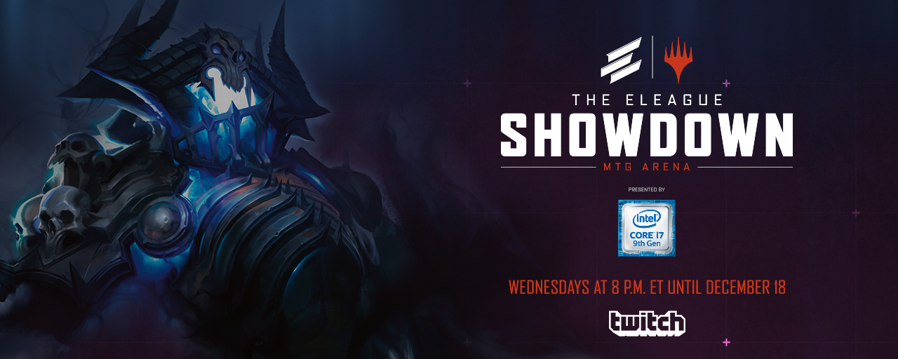 ELEAGUE SHOWDOWN: MTG Arena HP T1