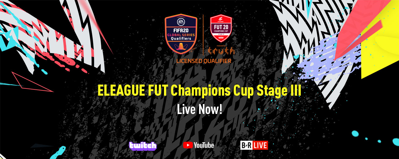 FUT Champions Cup Stage III Live Now HP T1