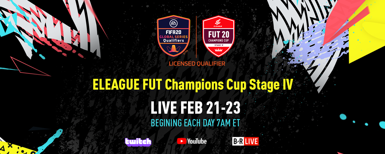 FUT Champions Cup Stage IV HP T1