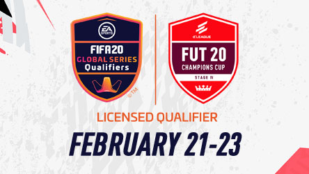 ELEAGUE FUT Champions Cup Stage IV