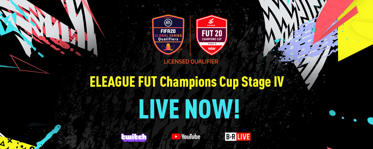 FUT Champions Cup Stage IV Live Now