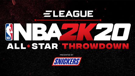 ELEAGUE | NBA 2K20 All-Star Throwdown presented by Snickers