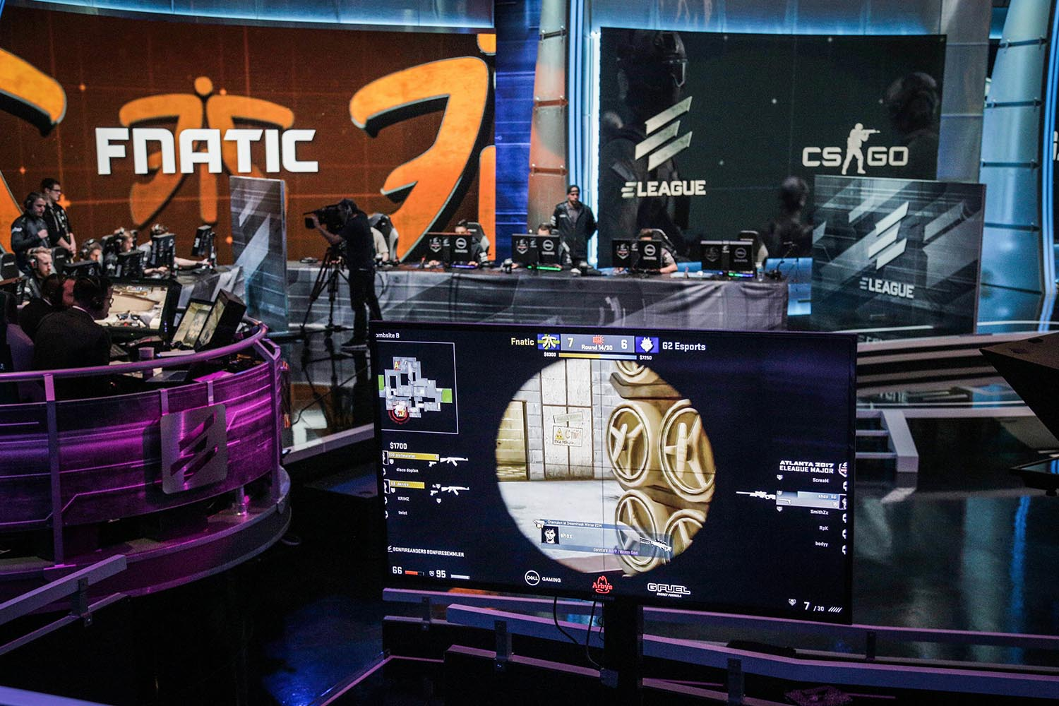 Major 2017 Day 1 1