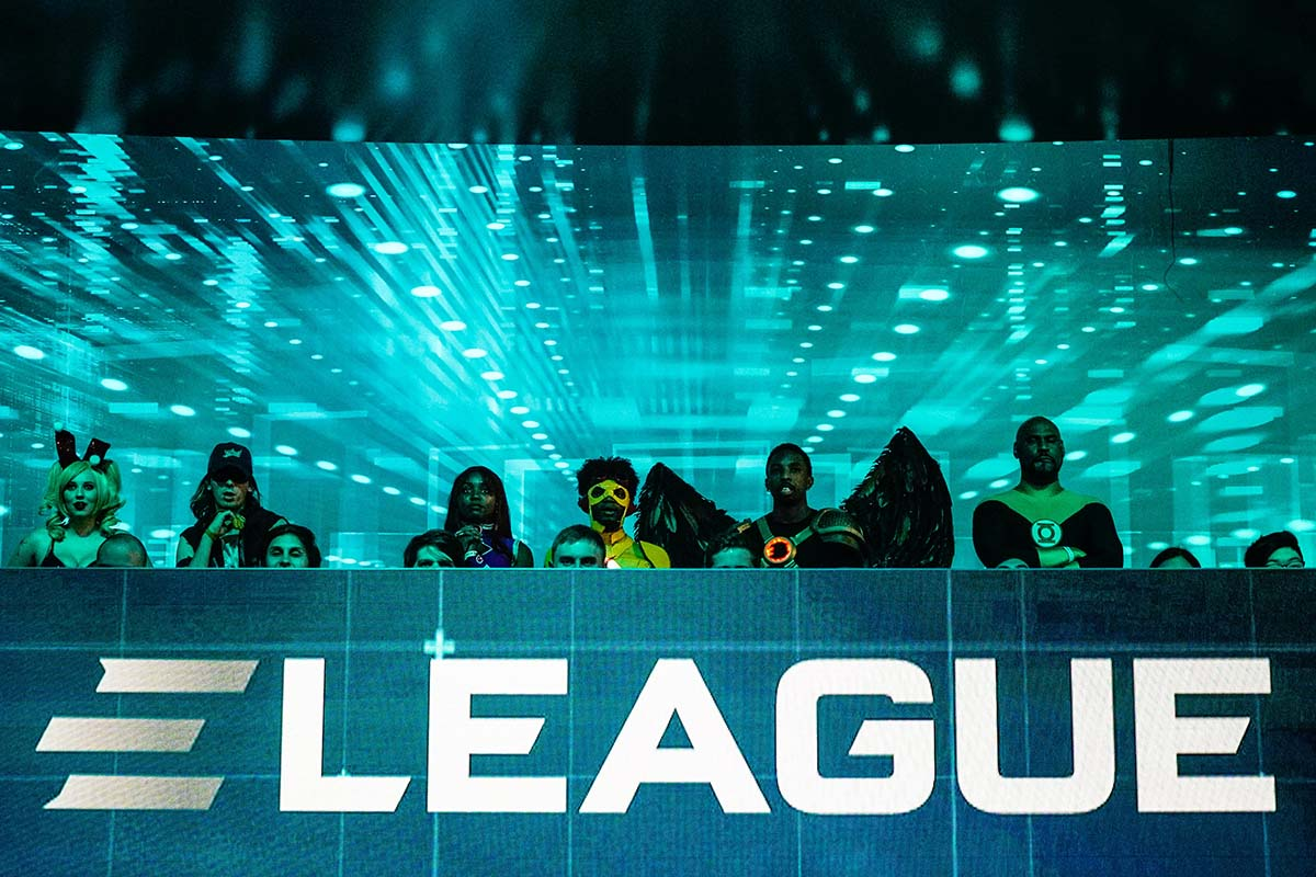 ELEAGUE Injustice 2 Playoffs