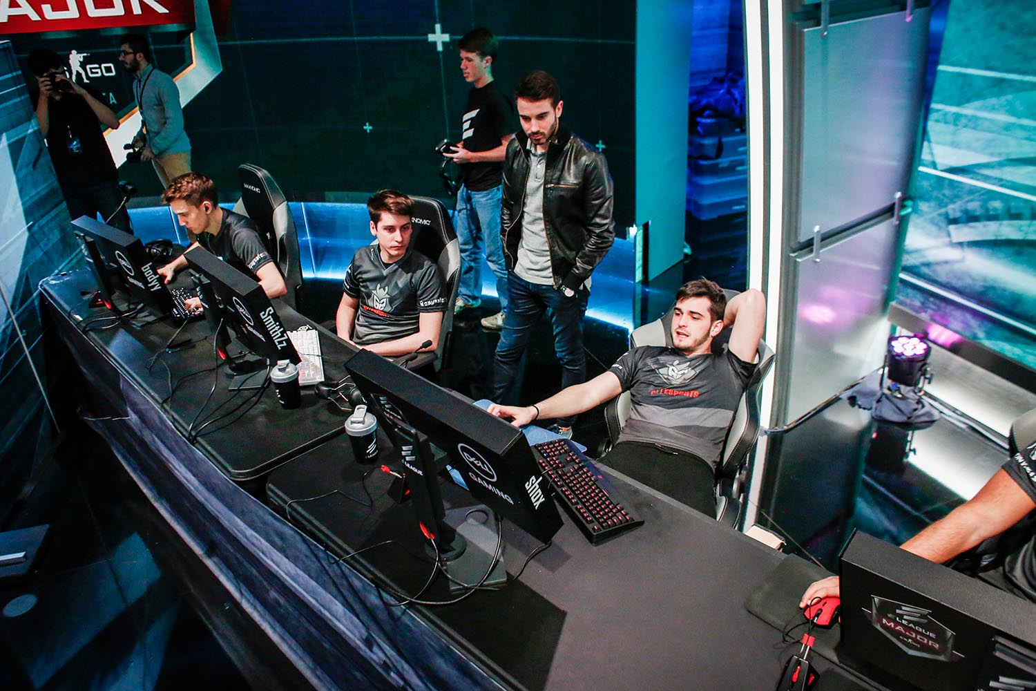 Major 2017 Day 4