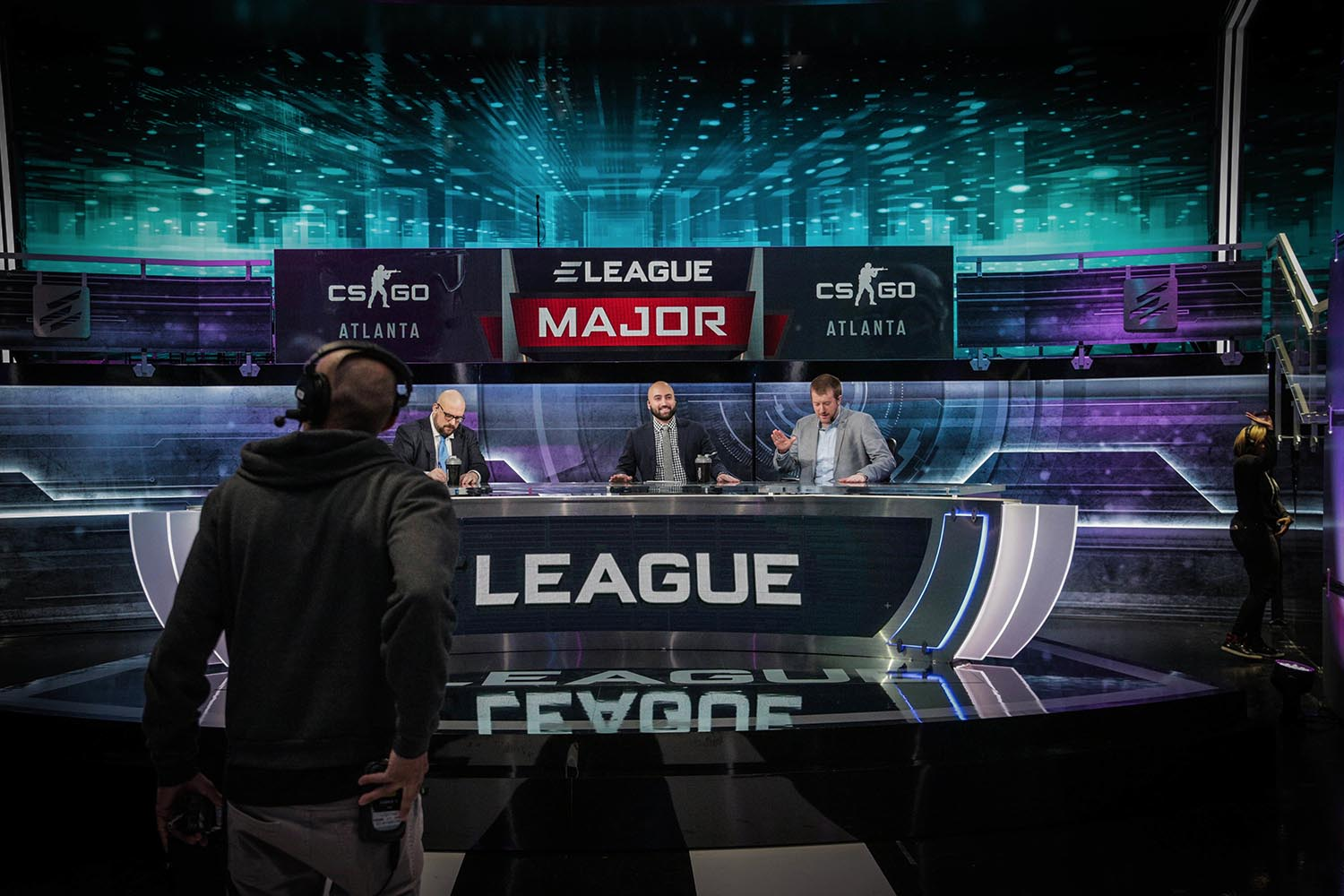 Major 2017 Day 1