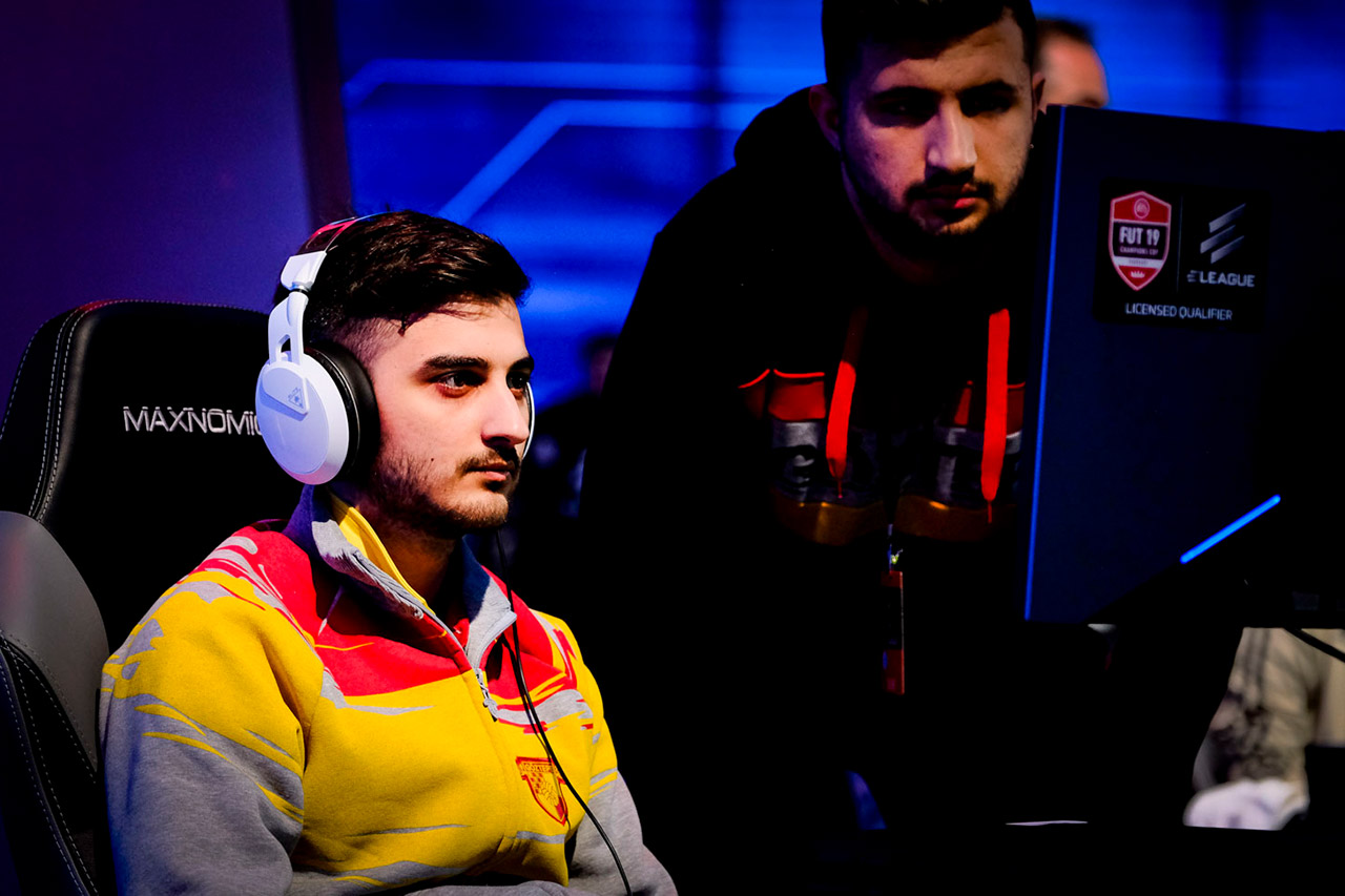 FUT Champions Cup February Day 1 - 3