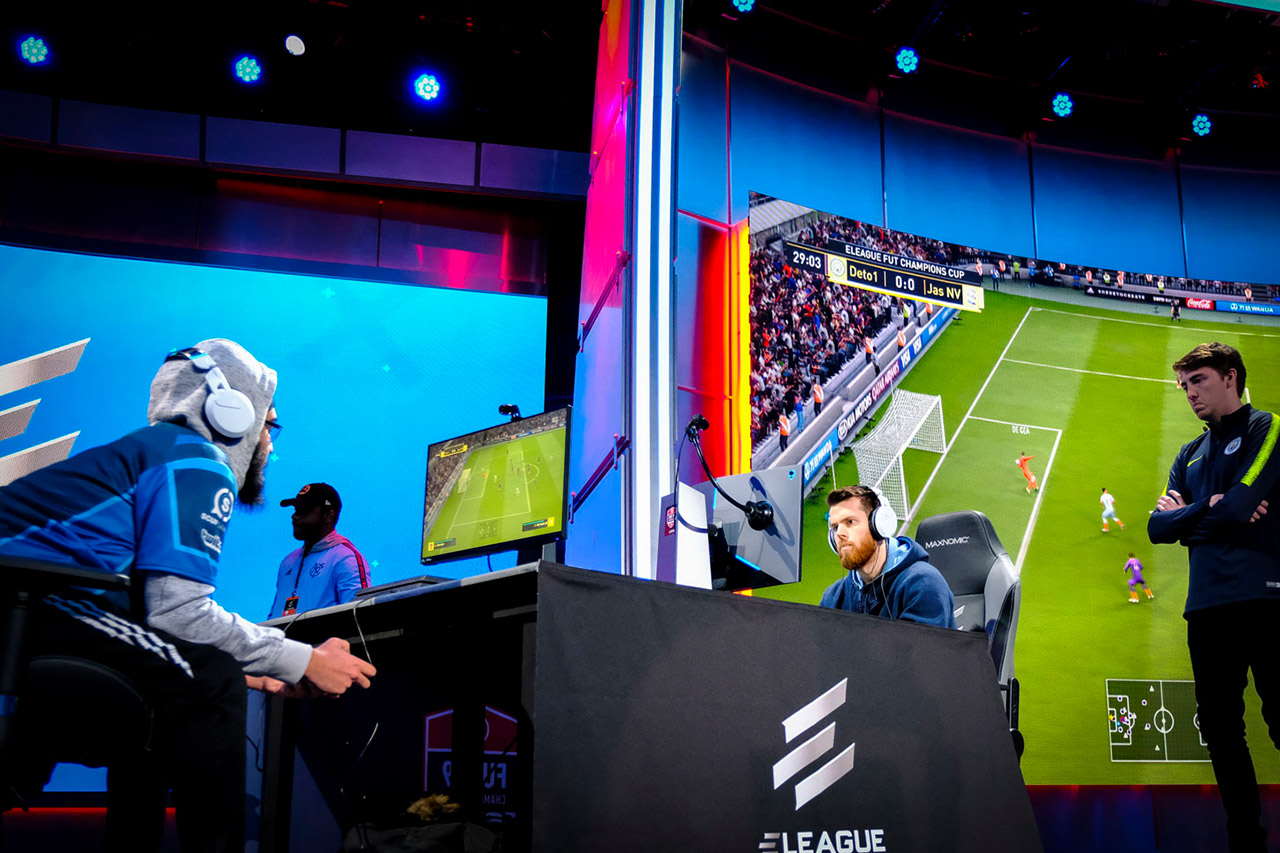 FUT Champions Cup February Day 2 - 1
