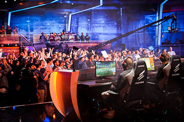 ELEAGUE's Rocket League Series to Continue with Semifinal Showdown