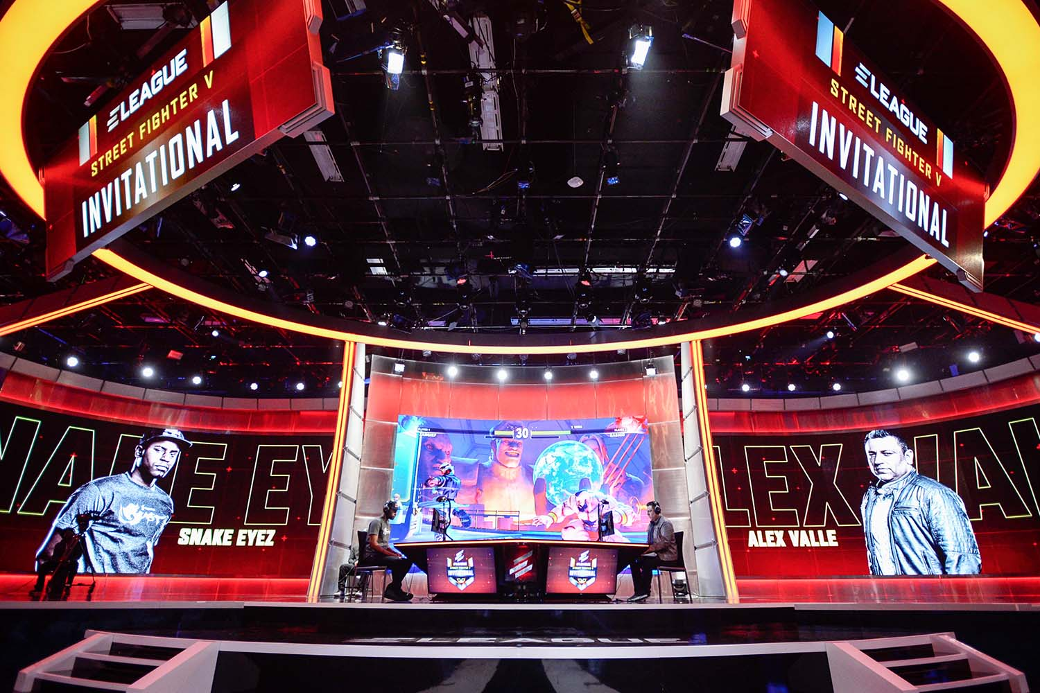 SFV Comes to ELEAGUE: Week One