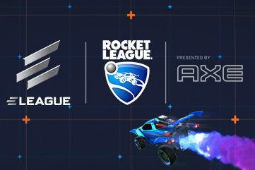 ELEAGUE x Rocket League Game Zone presented by AXE