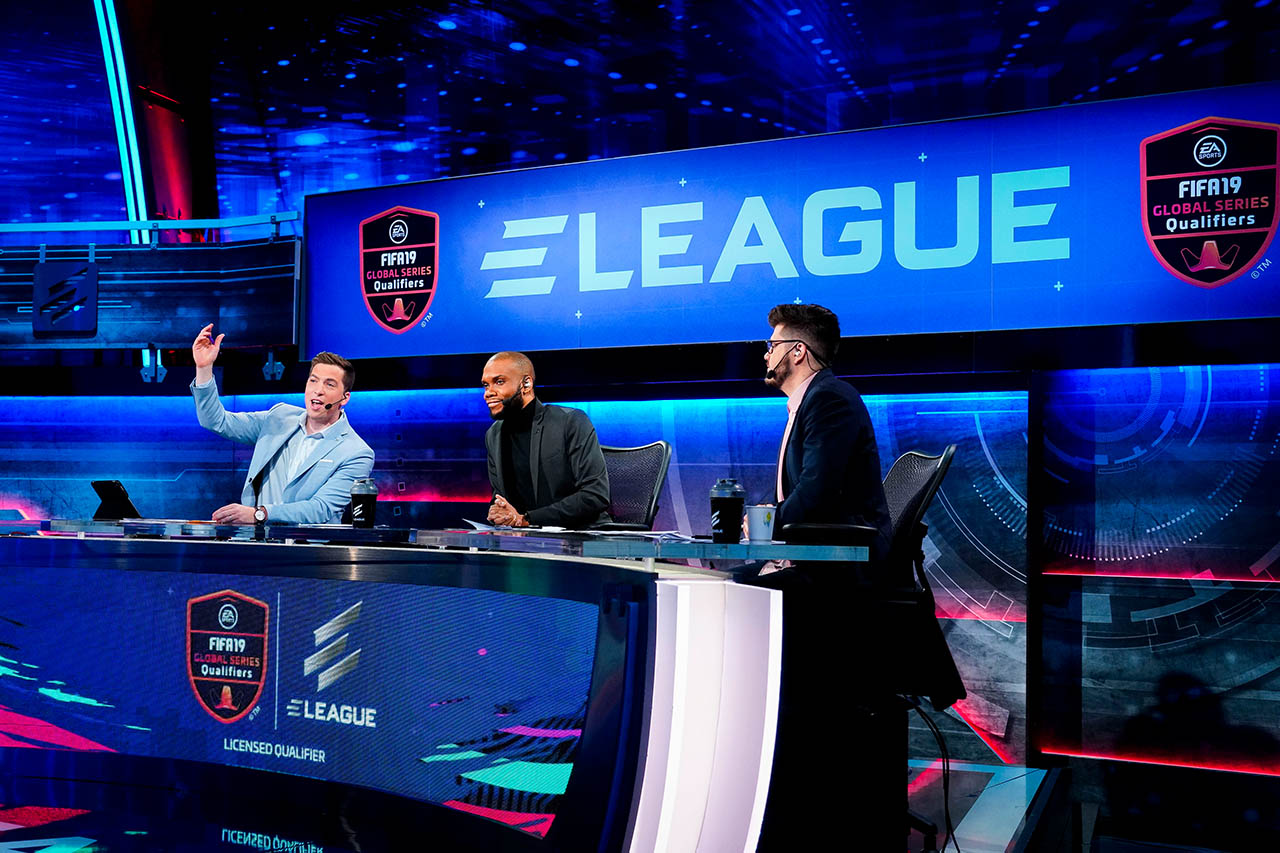 ELEAGUE FIFA 19 Cup gallery 1
