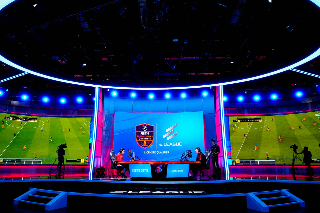 ELEAGUE FIFA 19 Cup gallery 2