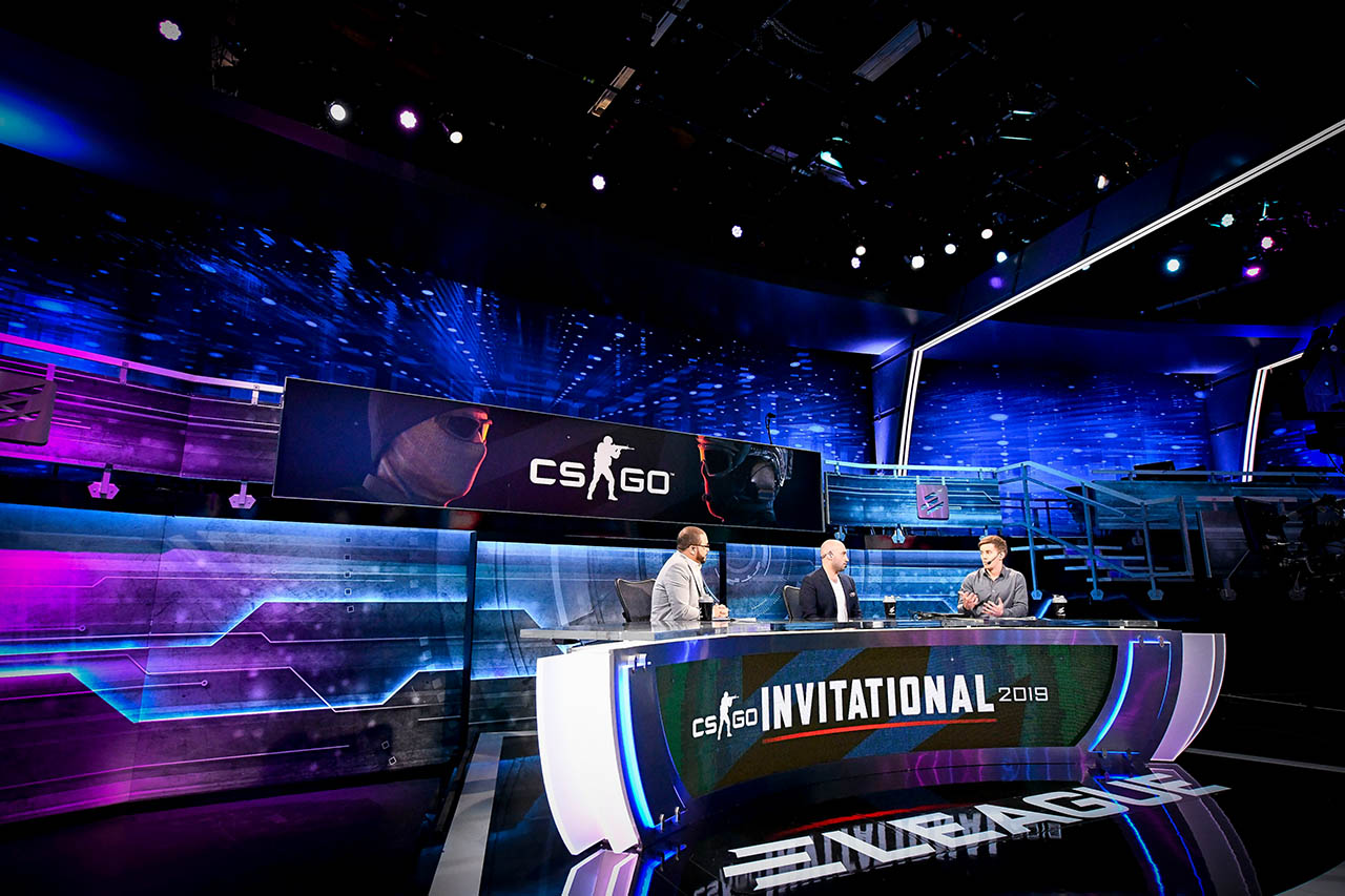 CS:GO Invitational 2019 Day 1 3