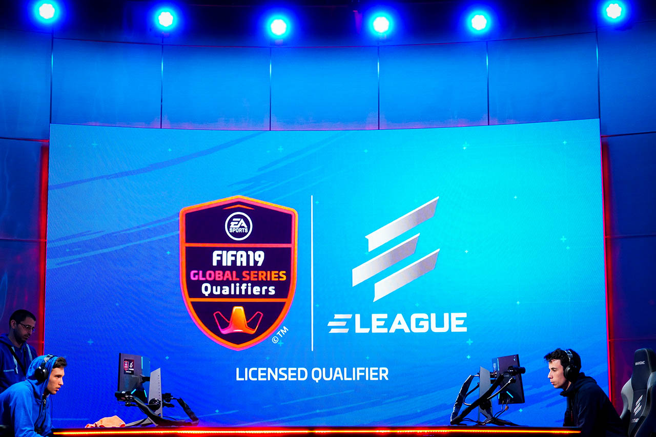 ELEAGUE FIFA 19 Cup gallery 4