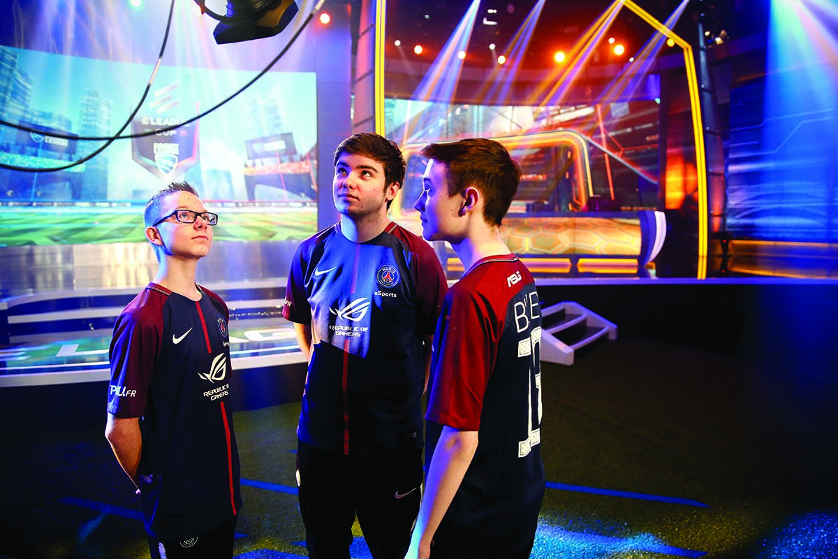 rocket league media day
