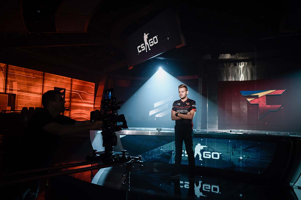 ELEAGUE Premier - Group A