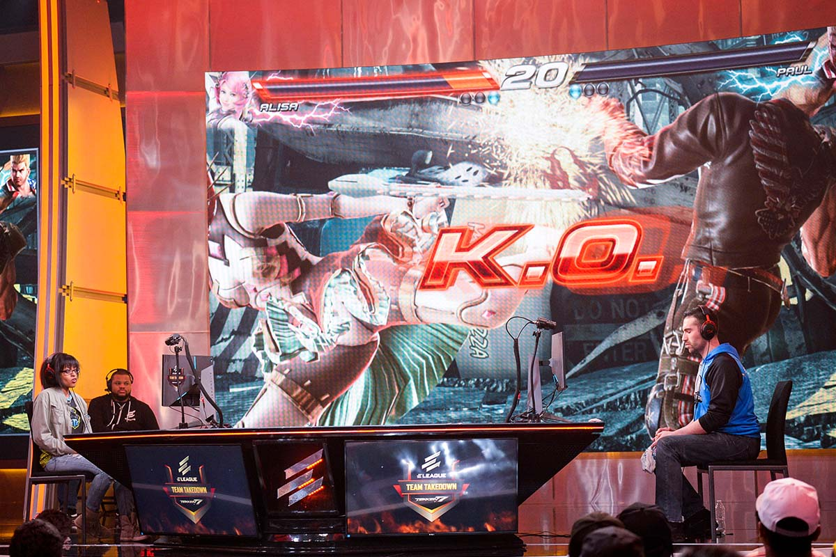 Tekken team takedown gallery 44