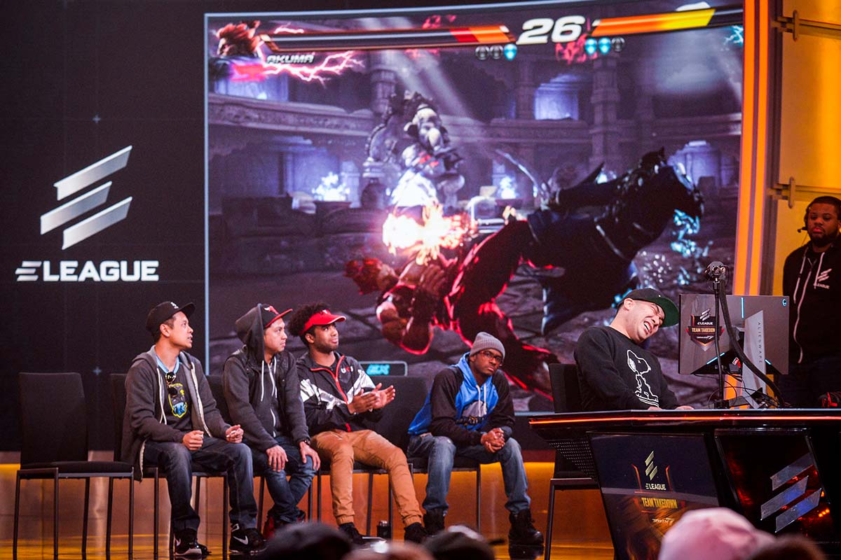 Tekken team takedown gallery 17