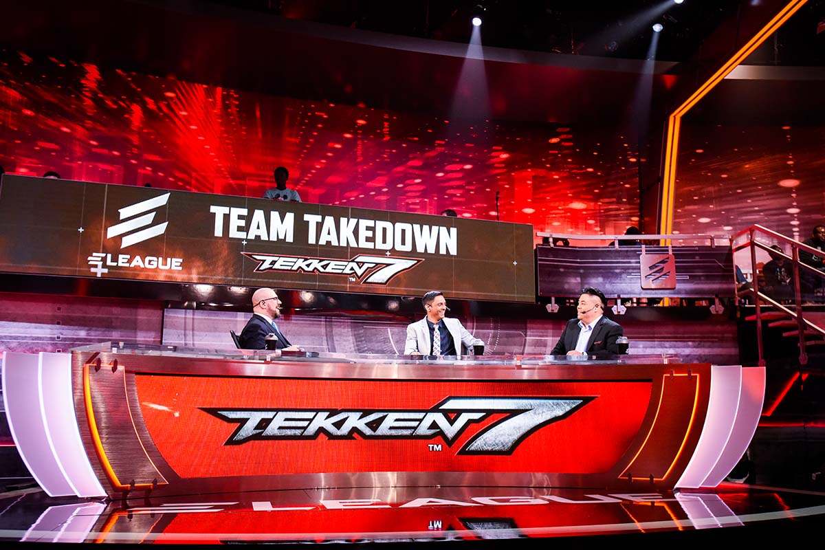 Tekken team takedown gallery 26