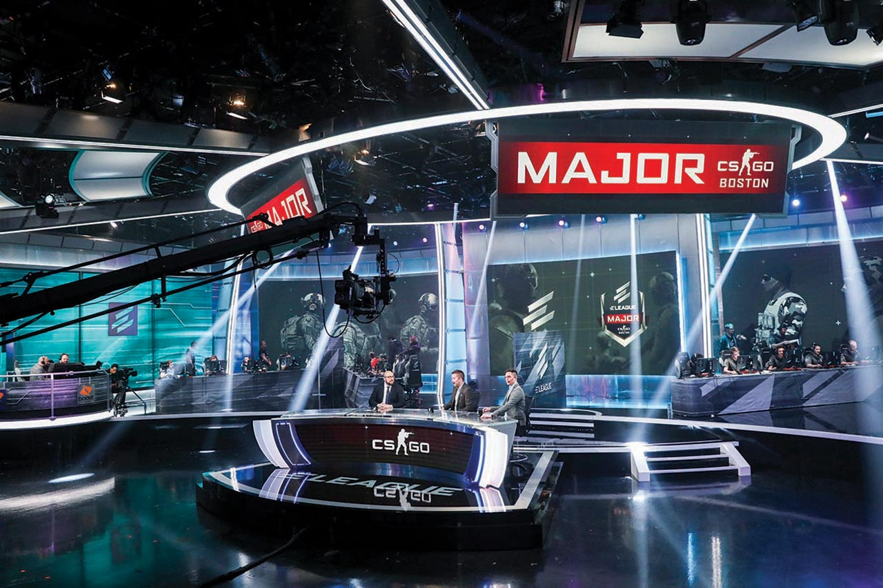 ELEAGUE Major: Boston New Challengers
