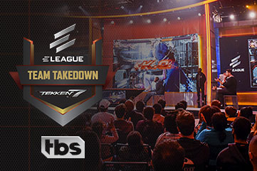 "ELEAGUE | TEKKEN® Team Takedown to Showcase Stephen ""Speedkicks"" Stafford"