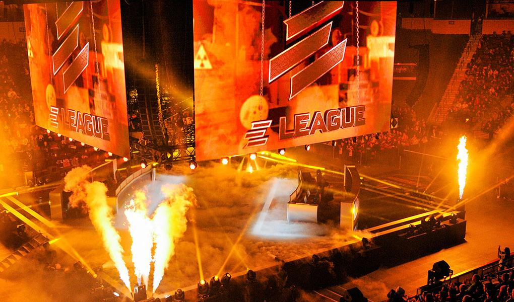 ELEAGUE Major: Boston Finals small