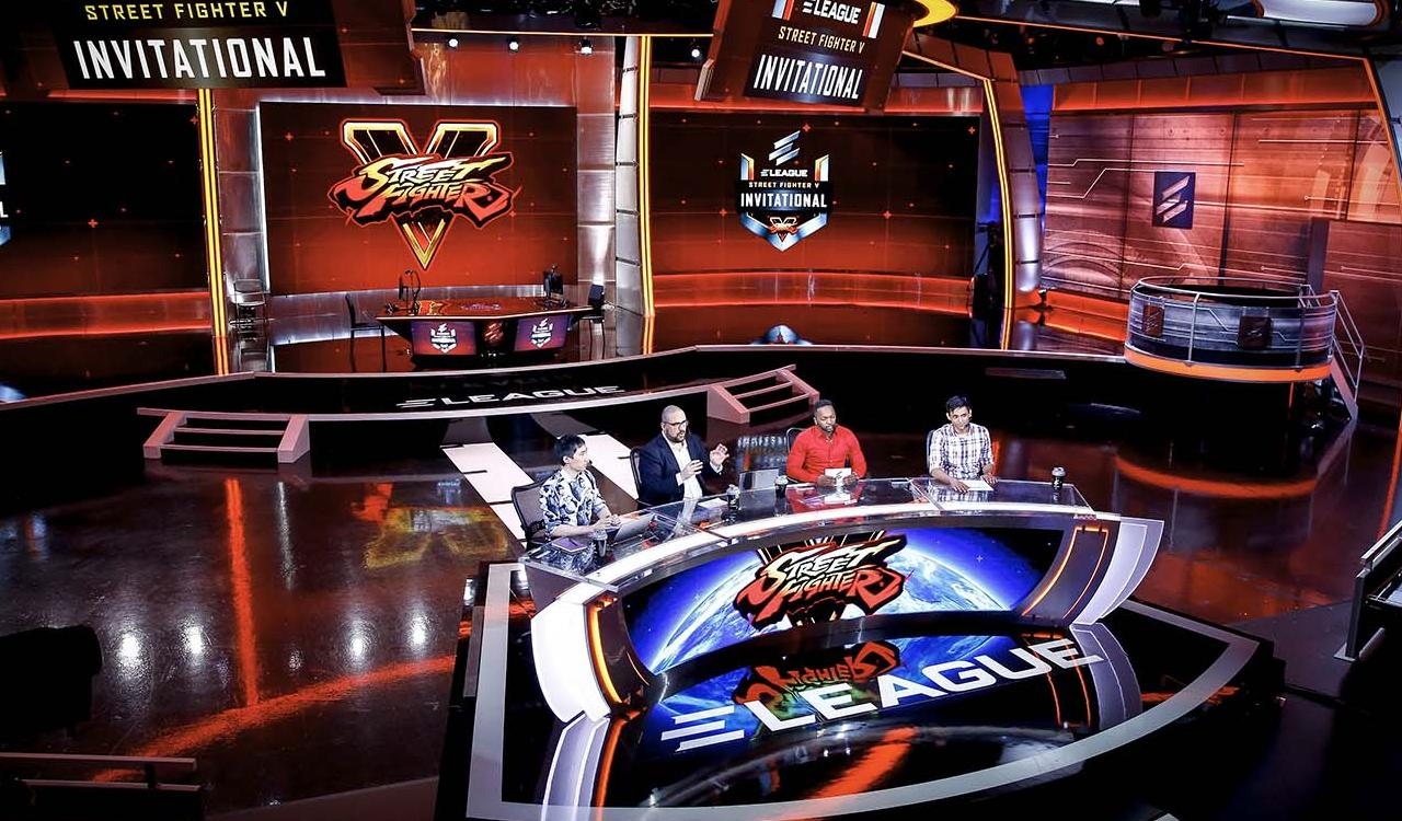 ELEAGUE Street Fighter V - Group C Preliminaries