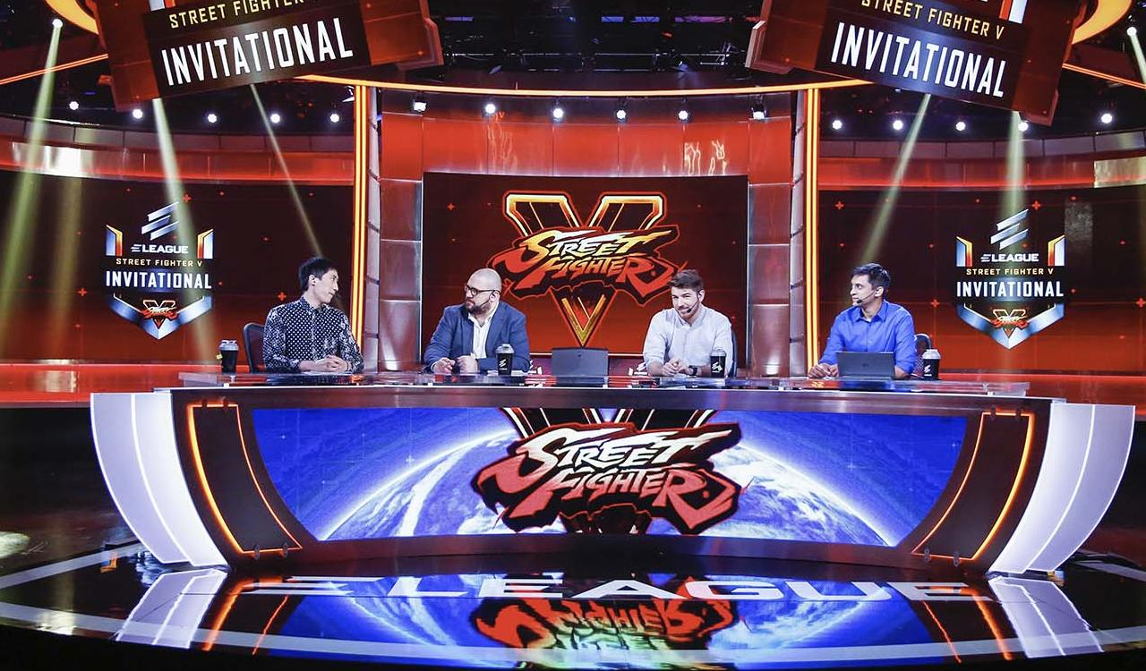 ELEAGUE Street Fighter V - Group D Preliminaries