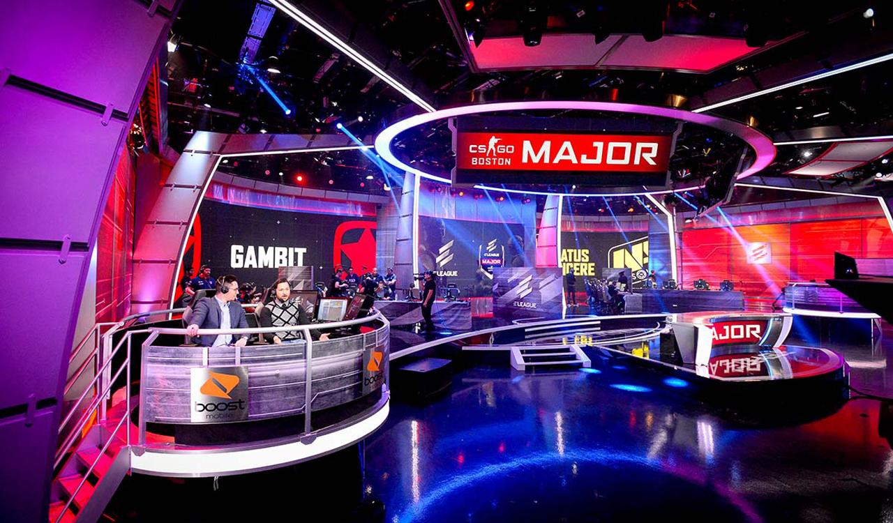 ELEAGUE Major: Boston New Legends