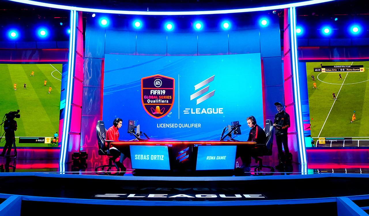 ELEAGUE FIFA 19 Cup gallery T1 small